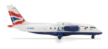 Sun-Air Dornier 328/British Airways