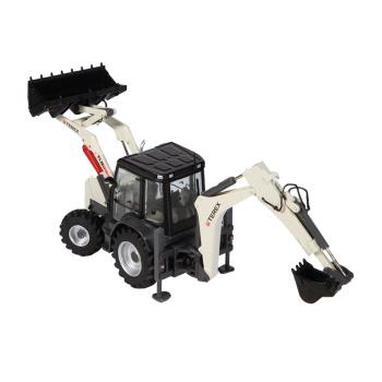 TEREX TLB840, backhoe loader-0