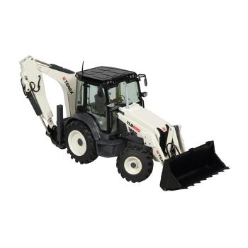 TEREX TLB840, backhoe loader-1
