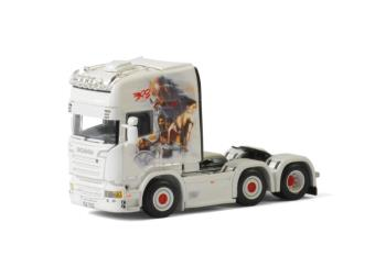 TiDe Spedition; SCANIA R6 STR TOP 6x2