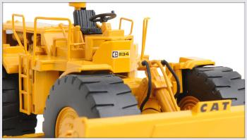 CAT 834 Wheel Dozer-1