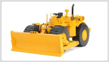 CAT 834 Wheel Dozer-3