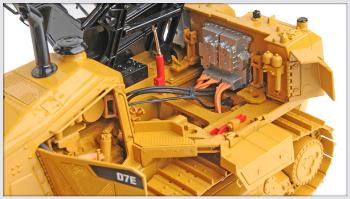 CAT D7E Track-Type Tractor -1