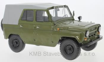 UAZ469 Oliv/ light grey