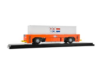 VDL AGV with 40ft container-1